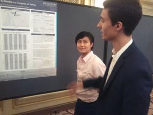 John Murchison and Grace Wong at the MPSA 2016